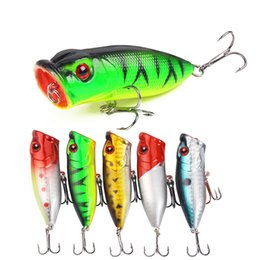 $enCountryForm.capitalKeyWord Australia - 7cm 13g Fishing Poper Lures Artificial Bionic Lure 5 Color Wave Climbing Plastic Bait Hard Bait Outdoor Fishing Gear Wholesale
