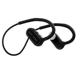Waterproof earpiece online shopping - G15 Bass Sport Headset Universal Bluetooth Earphones Waterproof Headphones Stereo Earpieces Earbuds G5 brand power With Mic DHL free