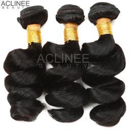 $enCountryForm.capitalKeyWord Australia - Brazillian Straight Body Loose Wave Unprocessed Brazilian peruvian indian Human Hair Weave Bundles Hair extensions Free DHL
