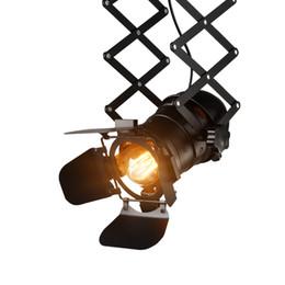 $enCountryForm.capitalKeyWord UK - Retro Loft ceiling light adjustable lifting light living room pub Bar stage restaurant cafe lamp cloth store shop dome