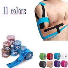 $enCountryForm.capitalKeyWord NZ - Kinesio Tape Muscle Bandage 5cm x 5M Sports Kinesiology Tape Roll Cotton Elastic Adhesive Imported acrylic glue Muscle