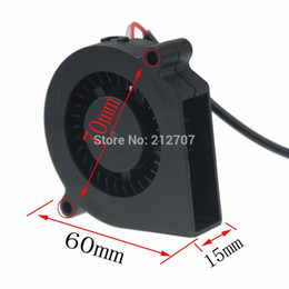 Brushless Fan 5v Australia - blower cooling fan 1PCS Gdstime 60mm x 15mm 6015s USB 5V DC Brushless Small Centrifugal Blower Cooling Fan