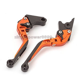 Folding levers online shopping - Adjustable Folding Extending Brake Clutch Levers For DUCATI Diavel Carbon XDiavel S1199 Panigale Tricolor R959 MONSTER