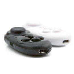 Kablosuz Bluetooth Uzaktan Gamepad Denetleyici Fare Iphone Android Için Ipad / iOS / Tablet Telefon / C Kamera Özçekim Deklanşör