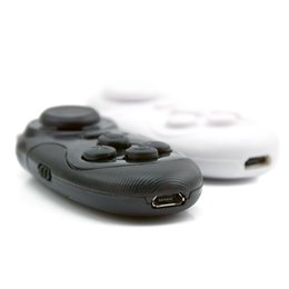 Tablet Wireless Controller Australia - Wireless Bluetooth Remote Gamepad Controller Mouse For Ipad For Iphone Android iOS Tablet Phone  C Camera Selfie Shutter