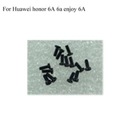 Discount housing huawei - 4PCS silver For Huawei honor 6A 6a enjoy Buttom Dock Screws Housing Screw nail tack For Huawei honor6A Mobile Phones
