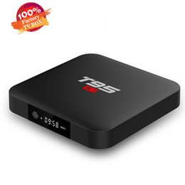 t95 android tv box UK - New T95 S1 Smart TV Box Amlogic S905W WiFi Android 7.1 1G+8G 2GB 16GB 4K HD 1.5GHz Set-top TV Box 2.4GHz Media Player