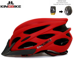 $enCountryForm.capitalKeyWord NZ - kingbike bicycle cycling helmet ultralight integrally molded road mountain bike helmet 20 air vents ciclismo MTB bicycle helmets