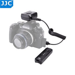 $enCountryForm.capitalKeyWord Australia - Camera Shutter Release 433MHz Wireless Remote Controller for  OM-D E-M10 Mark III OM-D E-M5 II OM-D EM1 PEN F E-PL8