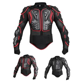 Discount off road armor - Off-Road Motorcycle Bike Racing Protection Jacket Drop-proof Armor Riding Protector All Sizes 2 colors free shipping