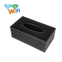 $enCountryForm.capitalKeyWord Australia - 128GB memory built-in Full HD 1920*1080P Wifi Camera Wireless IP Cam Tissue Box Network Camera Security DVR Surveillance Nanny Cam PQ536