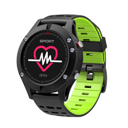 Discount smart watch altimeter - A CF5 GPS Smart watch Altimeter Barometer Thermometer 4.2 Smartwatch Wearable devices for iOS Android Drop shipping S