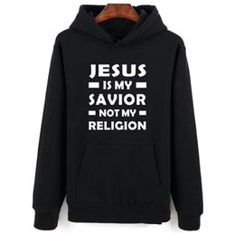 $enCountryForm.capitalKeyWord NZ - Jesus Christian Hooded Punk Hoodie In Fashion Winter Clothes Warm Autumn Men Hoodies And Sweatshirts Oversized Size XXS To 4XL
