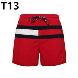 6291a46dad mens designer summer shorts pants Brand men swimming shorts Casual Men's  Board Shorts Quick Dry Sports Surf For Beach Swimwear swimming