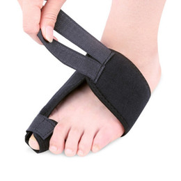 CorreCtion toes online shopping - Reinforced aligner with day and night toe and big foot bone hallux valgus correction strap Ankle Support