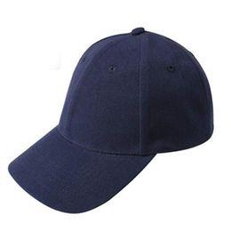 snowshine4  L030 Baseball Cap Blank Hat Solid Color Adjustable Hat 35d565d24cff
