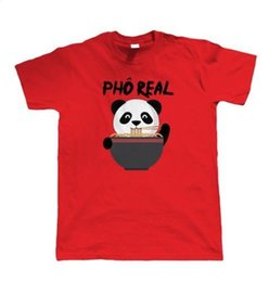 $enCountryForm.capitalKeyWord Australia - Pho Real Panda Mens Funny T Shirt - Vietnamese Food Soup Guest Artist JG