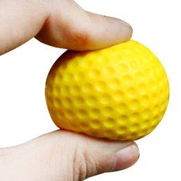 200pcs Foam Sponge Golf Practice Balls Indoor &Outdoor Practice with 2 colors available