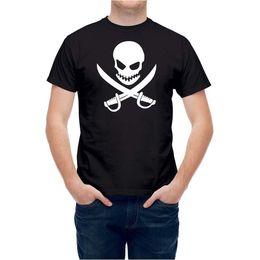 $enCountryForm.capitalKeyWord NZ - Tshirt Cross Swords Skull Sea Pirate T23346 Tees Custom Jersey hoodie hip hop t shirt