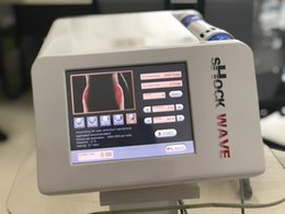 Wholesale Portable gainswave and smart wave Electronic Shockwave Therapy Equipment with low intensity for Erectile dysfuntion therapy