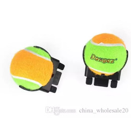 Good Toys Australia - mix wholesale Free Shipping New Dog Pet Toy Dogs tennis ball Self-timer Funny Your Puppy And Children Good Selfie Gifts ARI-421