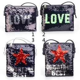 Cross bags for girls online shopping - 2018 Casual Shinning Glitter Shoulder Bags for Girls Mini Outdoor Bags Travel mixed colors