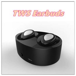 $enCountryForm.capitalKeyWord Canada - TWS Wireless Earbuds Mini Twins Bluetooth Sports Headphone Noise Cancelling Stereo Earphone With Mic For Samsung Apple iPhone 7 Plus MQ20