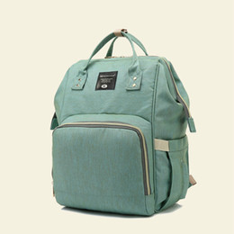 $enCountryForm.capitalKeyWord UK - 2018 New Multifunctional Baby Diaper Backpack Mommy Bag Mummy High Capacity Backpack Nappy Mother Maternity Backpacks