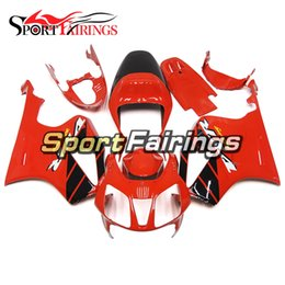 rc51 fairing black Canada - Red Black Fairings For HondaVTR1000 RC51 SP1 SP2 2000 - 2006 Year 00-06 ABS Plastic Bodywork Cowlings New Panels Kits