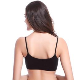 Silver bra girl online shopping - Women Sports Bra Crop Top NO PAD Yoga Bra Fitness Gym Tank Tops Quick Dry Girls Wirefree Breathable Underwear Bra Tops