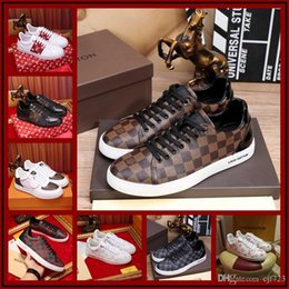 $enCountryForm.capitalKeyWord Canada - Original Luxury OriginalHigh Quality Man Woman Casual Shoes Fashion Designer Appliques Pearl White Cheap Sneaker Show Shoe Size 38-45