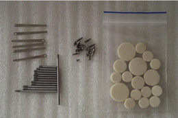 clarinet repair parts UK - Clarinet repair parts screws,parts+ Clarinet pads Complete Set of 17 pads