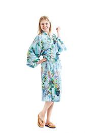 $enCountryForm.capitalKeyWord NZ - Long Cotton Wedding Gifts Bridesmaids Bride Nightgown Bridal Bride Robe Waffle Robes