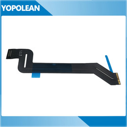 """Macbook Touchpad Trackpad Australia - 10 pcs lot For Macbook Pro Retina 15"""" A1707 Trackpad Touchpad Flex Ribbon Cable 821-01050-A"""