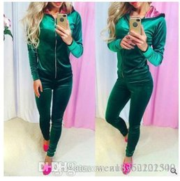 green suits for sale Australia - Hot sale of European and American foreign trade new women's long sleeved suit for leisure two pieces