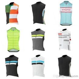 vest team cycling 2019 - CAPO team Cycling Sleeveless jersey Vest summer Pro bicycle clothing Wear Comfortable Breathablean ropa ciclismo hombre