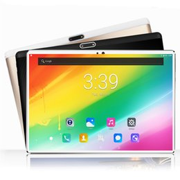Discount tablets free shipping - Free shipping 10 inch Tablet PC Android 7.0 Octa Core 4GB RAM 32GB ROM 5MP WIFI A-GPS 3G 4G LTE Phone Tablet 2.5D Temper