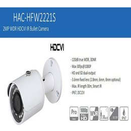 Free Shipping DAHUA Security Out Door Camera CCTV 2MP FULL HD WDR HDCVI IR Bullet Camera IP67 Without Logo HAC-HFW2221S  sc 1 st  DHgate.com & Out Door Cameras Online   Out Door Cameras for Sale pezcame.com