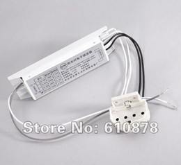 Wholesale Electronics Prices NZ - Wholesale price Ship,55W AC180 - 250V Fluorescent Lamps Electronic Ballast with Lamp Socket Suitable for H tube lamp