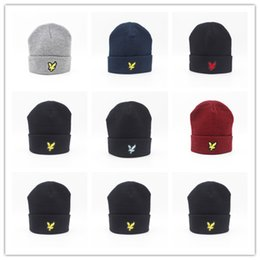 Cheap Top SALE LYLE   SCOTTS Beanies Fashion Designer Skull TMT Beanies Hats  For Adults Winter Beanie Pom Knit Blank Hip Hop Slouchy Cap a81015c0c167