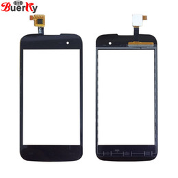 screen blu UK - For BLU NEO 4.5 S330L Touch Screen Touch panel Digitizer Sensor Glass free shipping