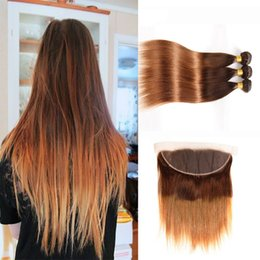 Discount Dark Brown Ombre Hair Straight Dark Brown Ombre Hair
