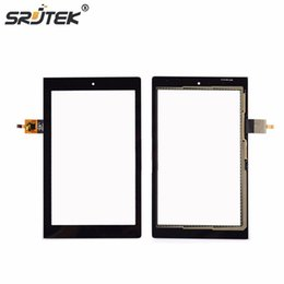 "$enCountryForm.capitalKeyWord UK - Srjtek 8"" For Lenovo YOGA Tablet 2 830 830L Digitizer Touch Screen Replacement Glass Panel Tablet"