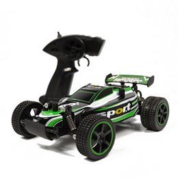 Wholesale 1 Off Road Remote Control Car Recharging G WD RC Car Radio Controlled Toys RC Electric Climbing Car Off Road Truck Boy Cool Gifts Red