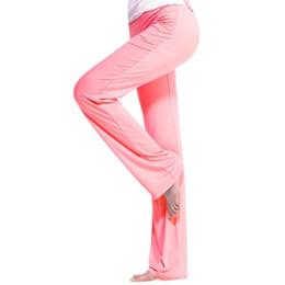 $enCountryForm.capitalKeyWord NZ - Women's BootLeg Yoga Pant running fitness clothes Modal breathable straight thin sport trousers Gym Legging gym woman sportswear