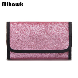$enCountryForm.capitalKeyWord Australia - wholesale Small Paillette Wash Cosmetic Bags Female Fashion Lipstick Mirror Beauty Case Makeup Storage Toiletry Sorting Pouch Stuff