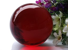 $enCountryForm.capitalKeyWord UK - 100mm + Stand huge Rare Natural Quartz Red Magic Crystal Healing Ball Sphere