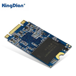 Discount 64gb hard drive KingDian NGFF 64GB 120GB SSD Notebook Computer M.2 Interface N400 High-speed SSD Solid State Drive External Hard Drive
