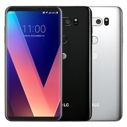Unlocked smart cell phone online shopping - Refurbished Original LG V30 H930 H931 inch Octa Core GB RAM GB ROM MP Unlocked G LTE Smart Mobile Cell Phone Free DHL