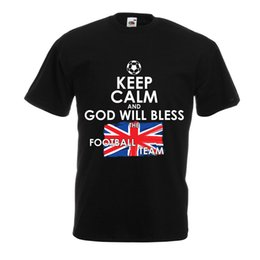 $enCountryForm.capitalKeyWord UK - N4506 T-shirt male God Will Bless the North Irish football team New Mens Spring Summer Dress Short Sleeve Casual